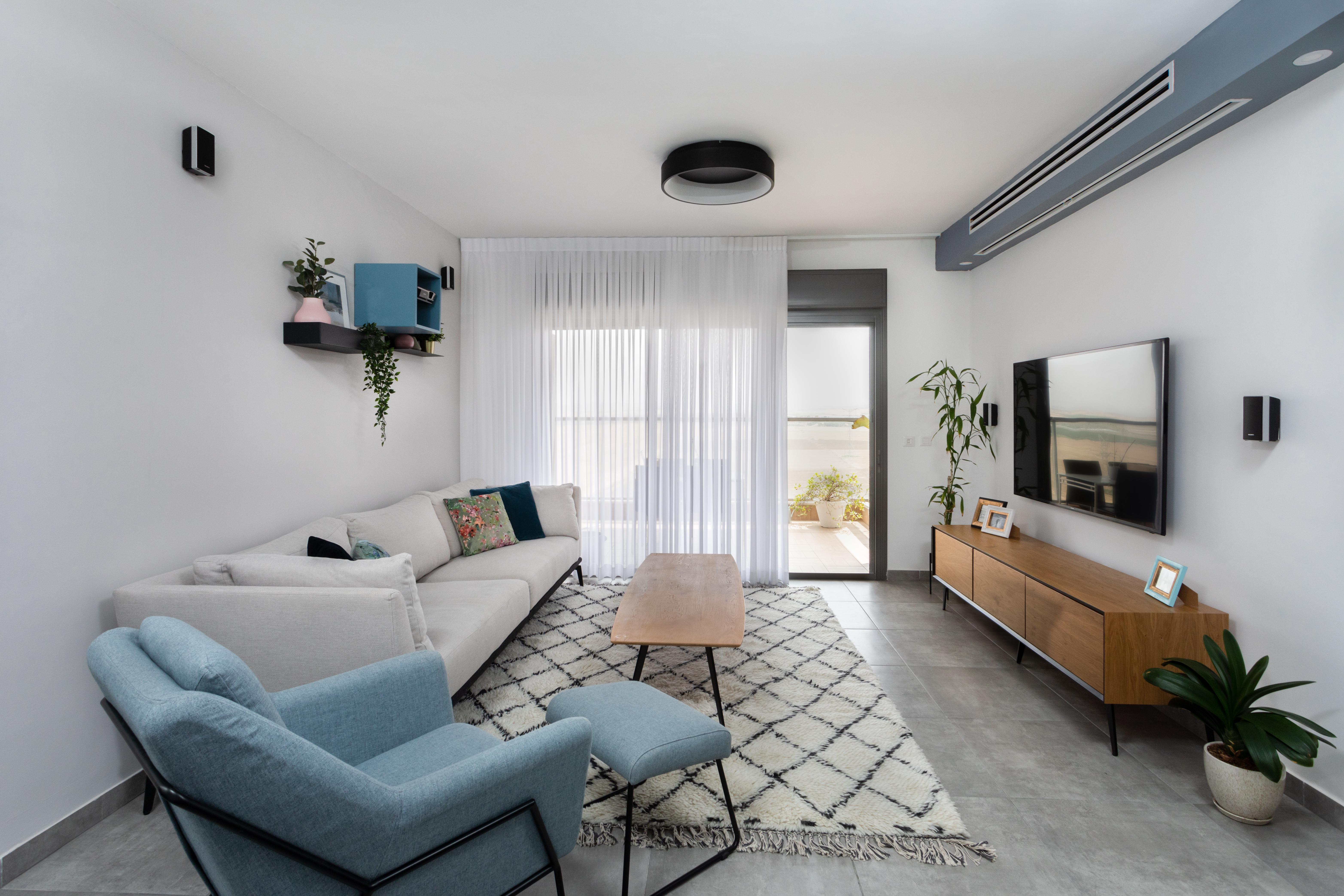דירת 5 חדרים - קרית גת